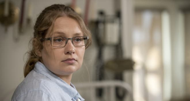 the walking dead, season 6, 614, denise, dr. denise cloyd, merritt wever