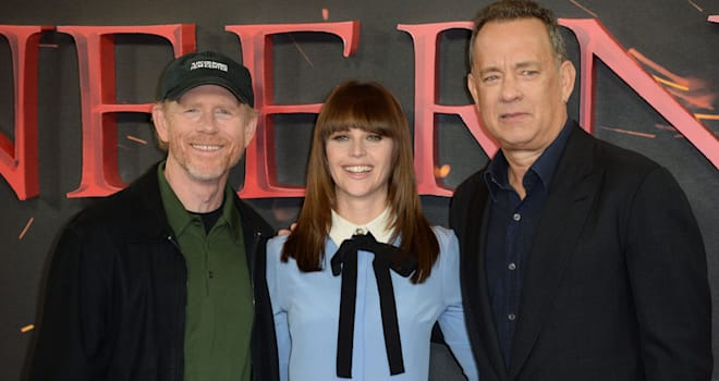 """""""Inferno"""" photocall in London, England, UK - 10/12/16"""