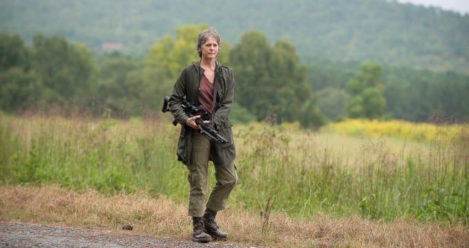 the walking dead, TWD, walking dead, season 6, 612, not tomorrow yet, carol
