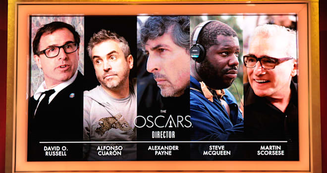 Oscars Best Director Predictions 2014