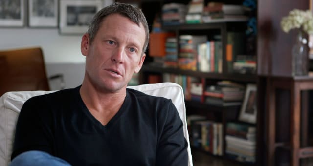 Film Review The Armstrong Lie