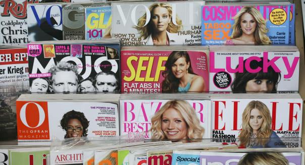 Magazine Circulation
