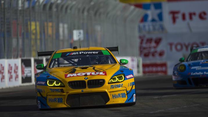 Turner Motorsport Long Beach Grand Prix