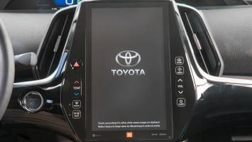 2017 Toyota Prius Prime Information