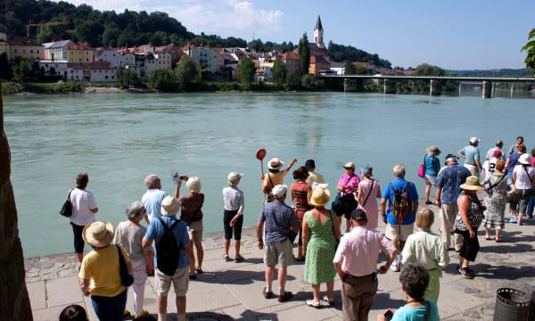 passau river cruise tour group