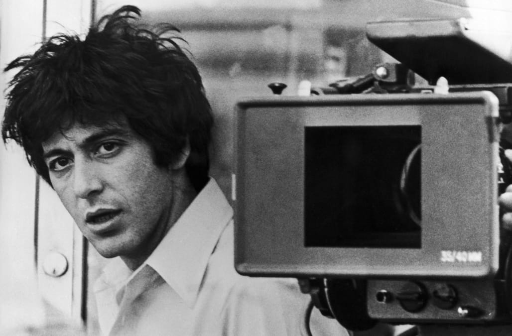 1975, Al Pacino During Dog Day Afternoon