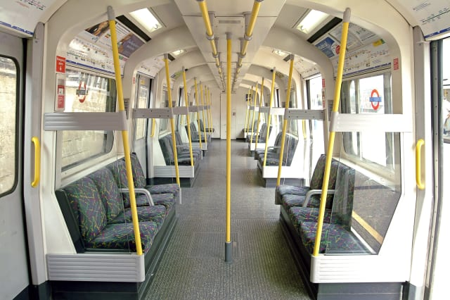 How often are Tube seats washed?