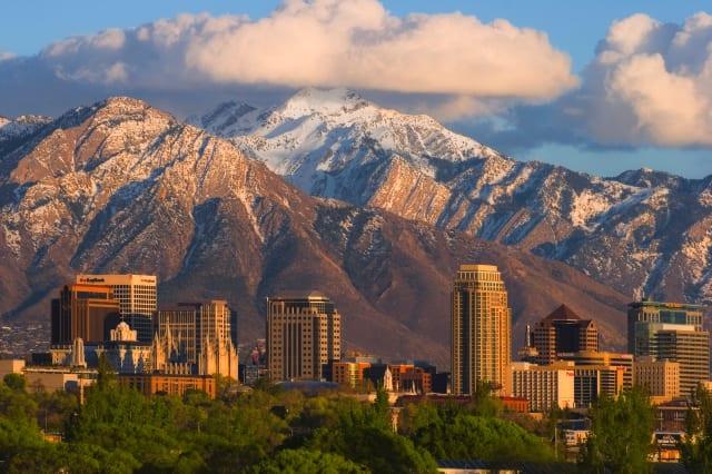 Top 10 destinations to visit in 2016 Salt Lake City Utah