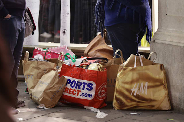 Black Friday boost for high street