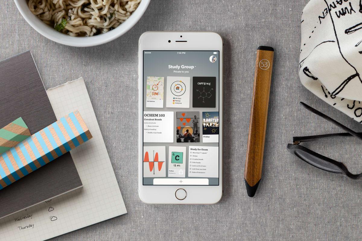 Paper 登陆 iPhone,并带来更强的笔记功能