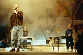 Bronski Beat Perform On Stage
