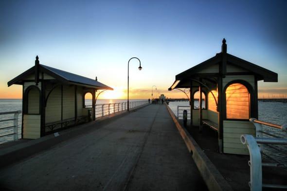 St Kilda Pier Melbourne Australia