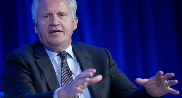 General Electric CEO Jeff Immelt Speaks At The Bloomberg Link Energy 2020 Conference