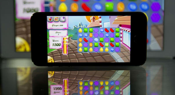 Candy Crush Game Maker King Announces IPO to List in New York