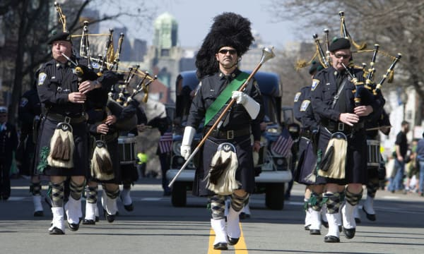 Boston St Patricks Parade