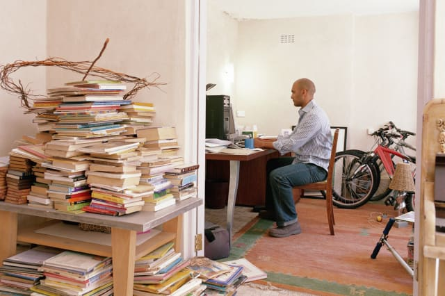 Cluttered house puts off house buyers