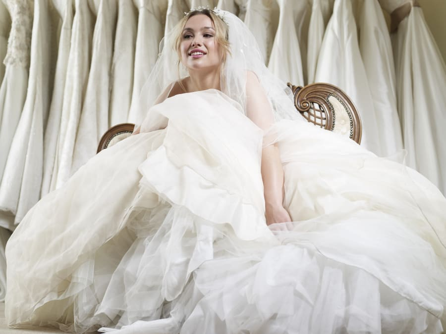 What To Do With Your Wedding Dress After The Big Day | HuffPost ...