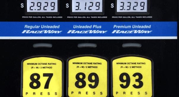 Gasoline Under 3