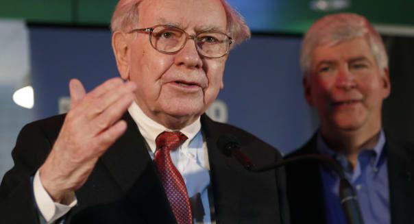 Don't Bet Against Warren Buffet