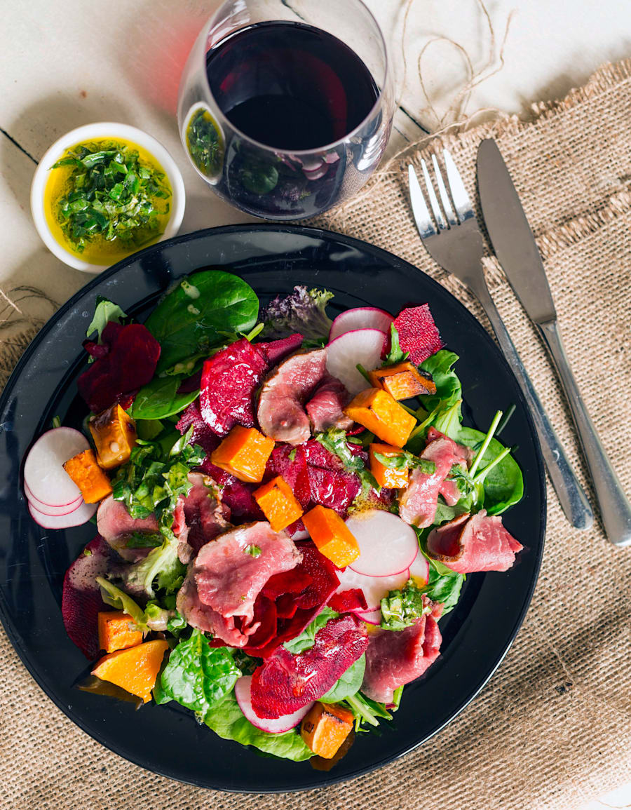 Colourful, easy, fresh and