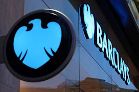 File photo dated 16/09/13 of a view of a branch of Barclays as they have revealed a profits haul of ?5.2 billion for 2013 after the banking giant took the unusual step of announcing its headline figures a day early. PRESS ASSOCIATION Photo. Issue date: Monday February 10, 2014. The stock market disclosure came after a report in today's Financial Times that the bank was set to announce a one-third fall in operating profits to ?5.17 billion, alongside a trebling in bottom-line profits to ?2.86 billion. See PA story CITY Barclays. Photo credit should read: Dominic Lipinski/PA Wire