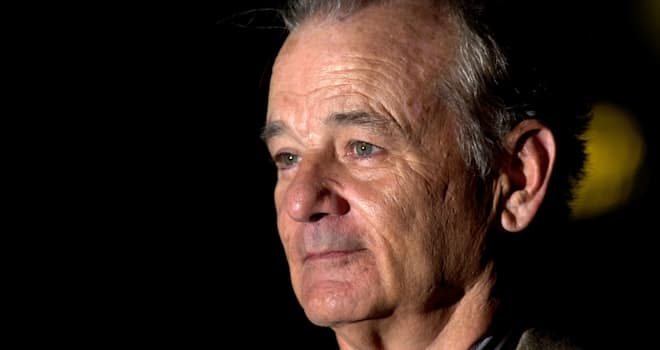 Bill Murray at the 'Hyde Park on Hudson' Premiere at the 2012 London Film Festival