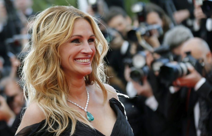 Julia Roberts is said to be a keen