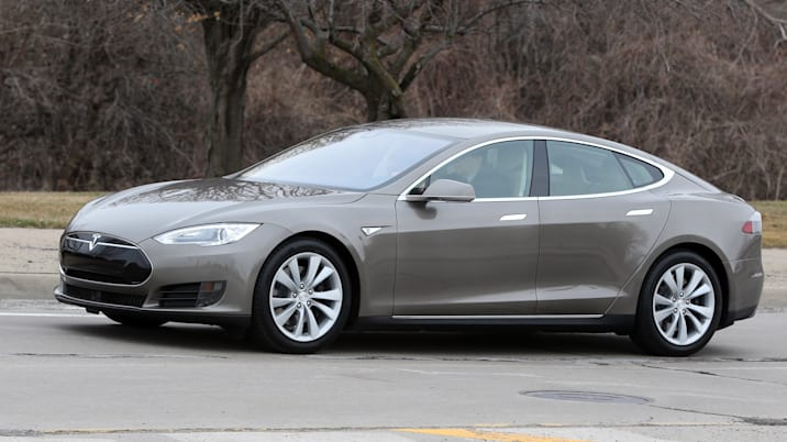 Tesla Model S Changes