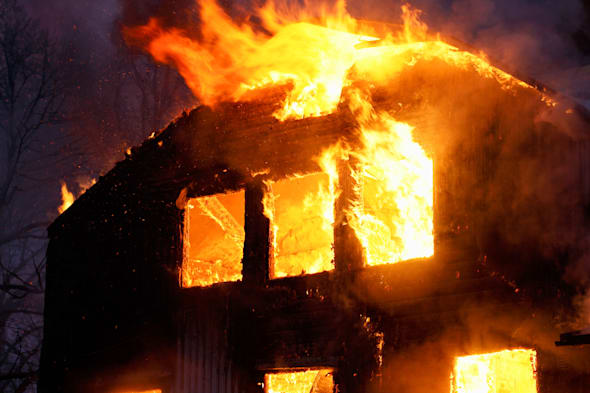 deadly fire risk at home