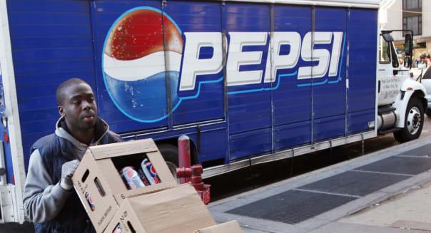 Earns PepsiCo