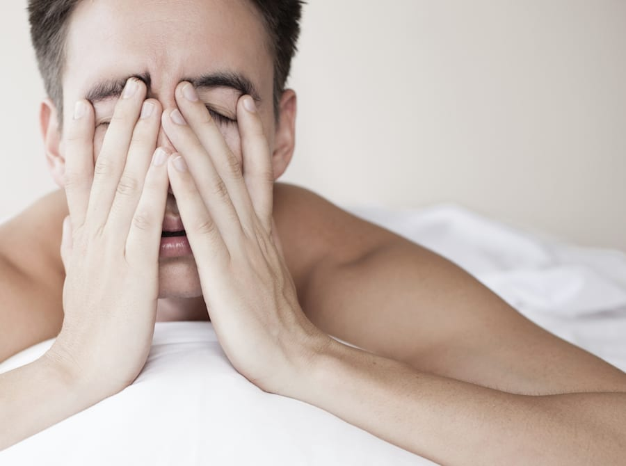 If you're feeling unusually tired and groggy, even after a good night's sleep, an iron or B12 deficiency...