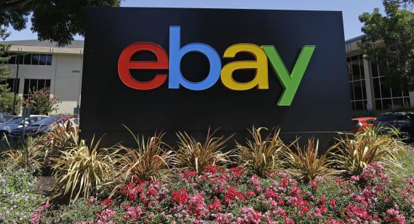 Earns eBay
