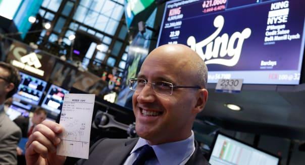 Wall Street King Digital Entertainment