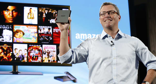 Amazon Said Set to Debut TV-Viewing Device to Reach Living Rooms