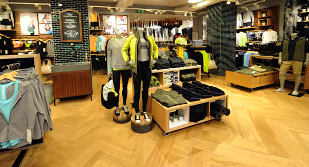 Lululemon Athletica Store Launch