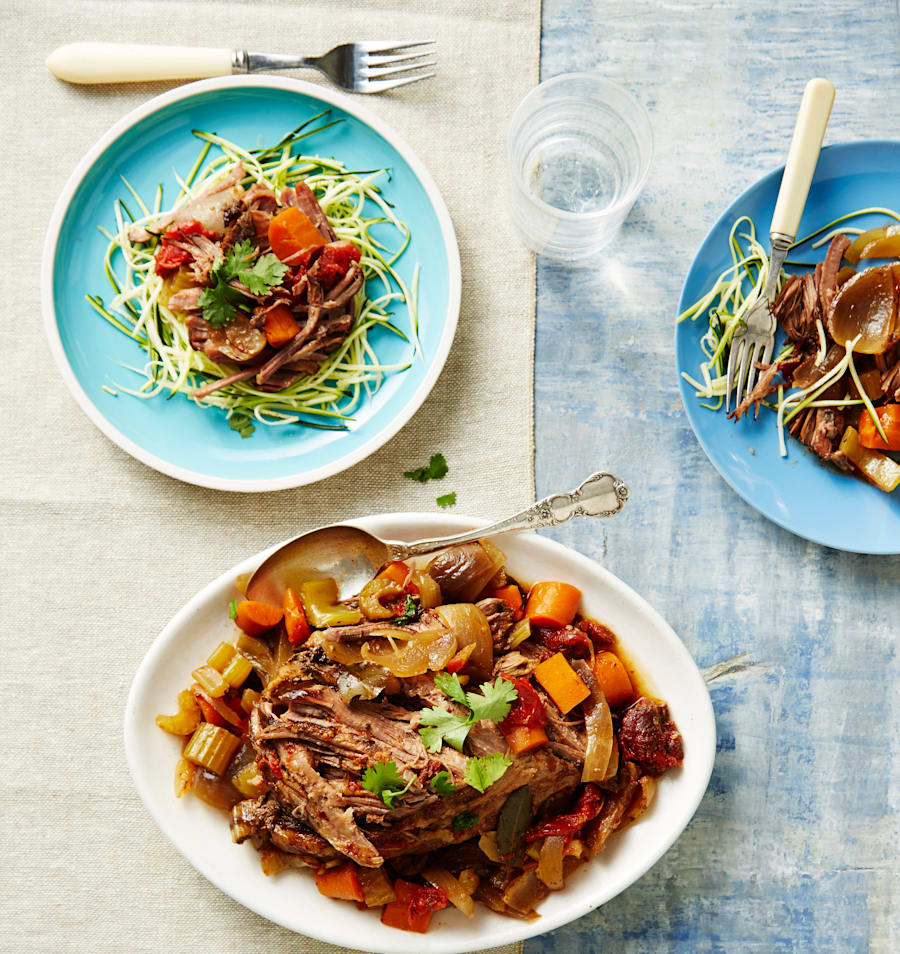 Slow cookers are the