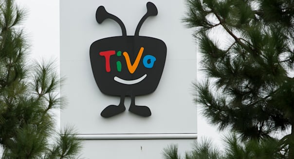 The headquarters of TiVo.