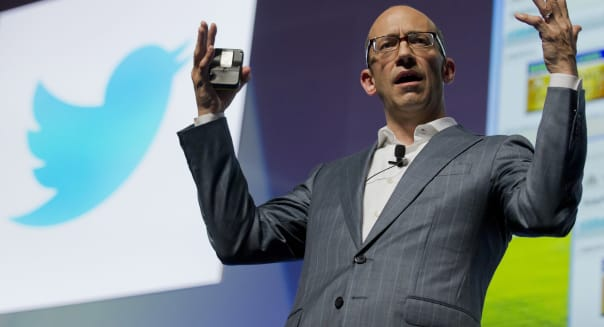 Twitter CEO, Dick Costolo, ipo