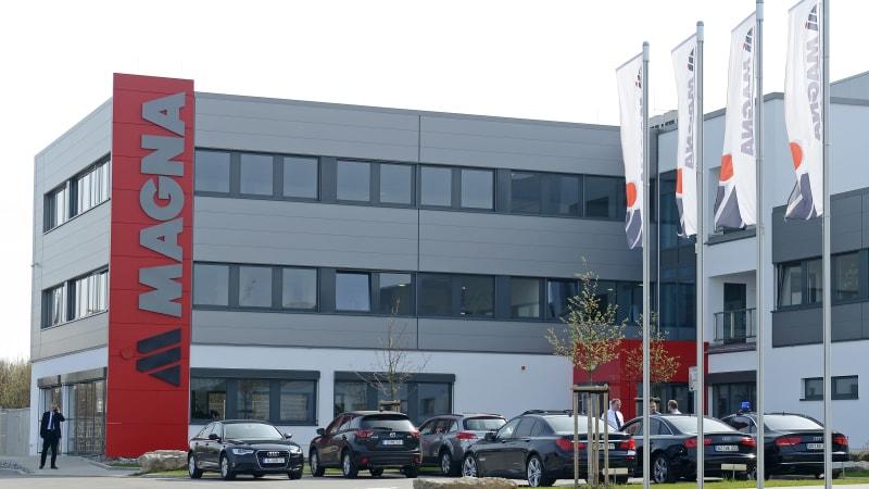 Germany Magna Automotive Supplier