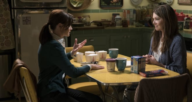 gilmore girls, a year in the life
