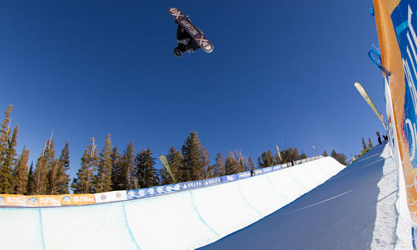 U.S. Snowboarding Grand Prix Mammoth