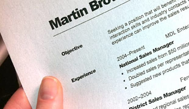 worst resume mistakes you can make aol finance