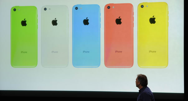 Apple Unveils Cheaper IPhone 5c As Cook Seeks Asia Growth