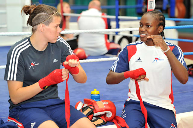 Boxing - GB Olympic Boxing Team Photocall - Ponds Forge