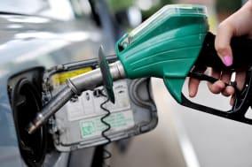 Petrol stock