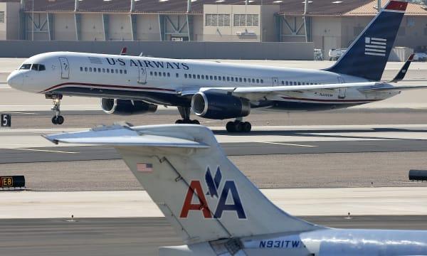 AMR US Airways Merger