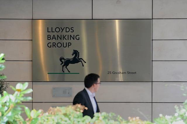 Lloyds Banking Group job cuts