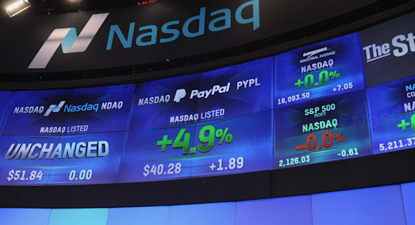 PayPal Shares Climb In Market Debut After Spinoff From EBay