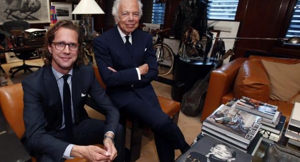 Ralph Lauren New CEO
