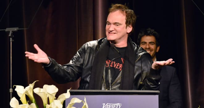 quentin tarantino hateful eight script
